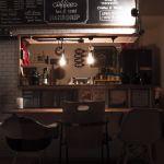凄くオシャレ!!キッチンカウンターにはペンダントライトがお勧めのサムネイル画像