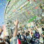 多くの人が集まるフェス!みんなは野外フェスの服装って何着てく?のサムネイル画像