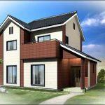 人気住宅の外観を参考に建ててみたいマイホームを夢見てみよう!のサムネイル画像