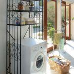 洗濯機周辺ってどうしてる?洗濯機周りをスッキリさっぱり便利棚特集のサムネイル画像