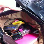 バッグの中身はその人の中身?!バッグの中身を整理する便利アイテムのサムネイル画像