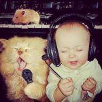 赤ちゃんが落ち着く音楽で健やかに♡赤ちゃんと音楽の関係♪♪のサムネイル画像
