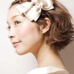 乙女なヘアーアクセサリーは可愛いリボンで手軽に簡単につくろう!のサムネイル画像