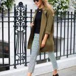 レディーススラックスをご紹介!大人ファッションコーデにおすすめ!のサムネイル画像