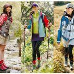 種類の豊富な山ガールファッション!可愛い山ガールコーデをご紹介!のサムネイル画像