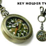 カワイイ上に役立つアクセサリー、その名はキーホルダー時計のサムネイル画像