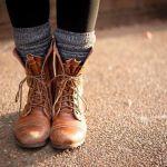 オシャレな人ほど始めてる。春シューズに靴下を合わせるコーデがやっぱり可愛い♡のサムネイル画像