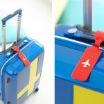 豊富なスーツケースタグ♪お気に入りで旅行をさらに楽しく演出♪のサムネイル画像