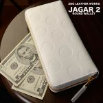 やっぱり白ってなんだかいいですよね。白の財布の紹介です。のサムネイル画像