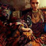 装飾いっぱいのゴージャスなエスニック・ボヘミアンコーデまとめ☆のサムネイル画像