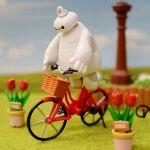 通勤・通学の気軽な足として大活躍!かわいい自転車を紹介します☆のサムネイル画像