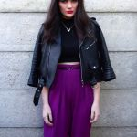 ライダースジャケットをかっこよく着こなして大人レディスタイルに♡のサムネイル画像