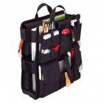 ステキ女子の必須アイテム!バッグ仕切りでバッグの中をスッキリ整理のサムネイル画像