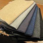 カシミアのストールで秋冬ファッションをコーディネートしよう!のサムネイル画像