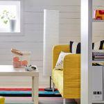 円形・キッズデザインなど種類豊富なikeaのラグで北欧スタイルに!のサムネイル画像