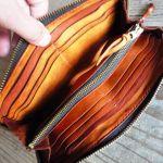 レザー財布を持っておでかけしよう!! レザー財布の種類別まとめ☆のサムネイル画像