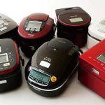炊飯器です、海外でも使える仕様の製品があります。電圧が違います!のサムネイル画像