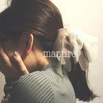 センス溢れる...♡手作りヘアアクセサリーが可愛すぎる!!!のサムネイル画像