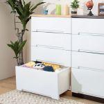 家中をニトリの収納ケースで簡単!便利に整理整頓してみませんか?のサムネイル画像