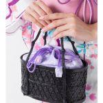 【夏最強コーディネート】『浴衣』&『かごバック』で可愛く決めて!のサムネイル画像