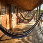 自作ハンモックをもってどこかに出かけよう!編み方・作り方いろいろのサムネイル画像