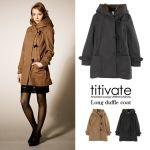 寒い季節はコートのコーディネートでオシャレにお出かけしよう☆のサムネイル画像
