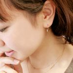 女のコの横顔を美しく見せるピアス。人気のピアスを早速チェック♡のサムネイル画像