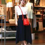 夏にぴったりなマキシスカートが可愛い!夏はマキシスカートで決まりのサムネイル画像