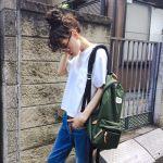 カジュアル系女子必見!!カジュアルファッションに合うヘアアレンジ♡のサムネイル画像