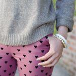 【ピンクのパンツ】ウキウキするかわいいカラーでお出かけしたい!のサムネイル画像