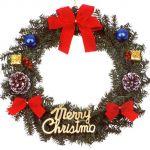 今年のクリスマスはナチュラルシンプルで☆ステキなクリスマスの装飾のサムネイル画像