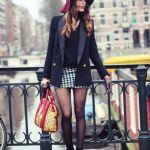 【ダッフル・チェスター・ピーコート】黒のコートが可愛い!のサムネイル画像