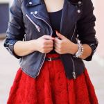 【レザージャケットの着こなし】春にも便利なレザージャケット!のサムネイル画像