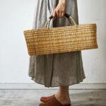 春を感じ始めたら♪人気のかごバッグを持ってお出かけしよう♡のサムネイル画像