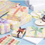 プレゼントの時どうしてる?包装紙のラッピング方法あれこれのサムネイル画像