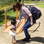 赤ちゃんとのお出かけはおしゃれなブランドのマザーズバッグで♡のサムネイル画像