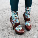 コーディネートの幅を広げ♪足にも優しい♡靴下☆ソックスのご紹介‼のサムネイル画像