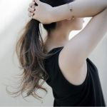 マンネリとさよなら!黒髪グラデーションヘアスタイルでおしゃれに!のサムネイル画像