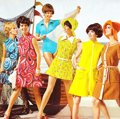 今、新しい60年代ファッション!|MARBLE [マーブル]
