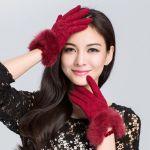 冷たい指先をユニクロのカジュアルな手袋でおしゃれに温めましょう♪のサムネイル画像