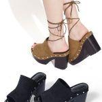 新しい靴で出かけよう♪2016年春靴は可愛いスウェードがおすすめ!のサムネイル画像