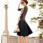 大人女子必見!「上品可愛い」を叶える春のスカートコーデをご紹介♡のサムネイル画像