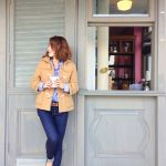 【女子力アップ】キャメルのダッフルコートで可愛くコーデ♡のサムネイル画像