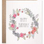 <恋人・友達・家族・上司へ>誕生日カードのメッセージ文例まとめのサムネイル画像