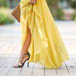 【マキシ丈のロングスカート】スカートはやっぱりマキシ丈!のサムネイル画像