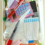 机やチェストの引き出しを整理して、綺麗に収納しましょう!のサムネイル画像