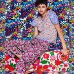 ユニクロ×リバティ新作で作る! 気分UPの春夏ファッション2016のサムネイル画像