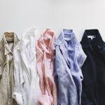 春夏に大活躍!こなれて見えるリネンシャツのコーディネート!のサムネイル画像