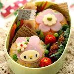春から手作りお弁当デビュー♡可愛い1段のお弁当箱をチェック♪のサムネイル画像