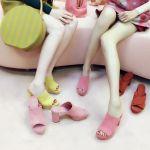 オトナ女子の春コーデのマストアイテム!ミュール&スリッパサンダルのサムネイル画像